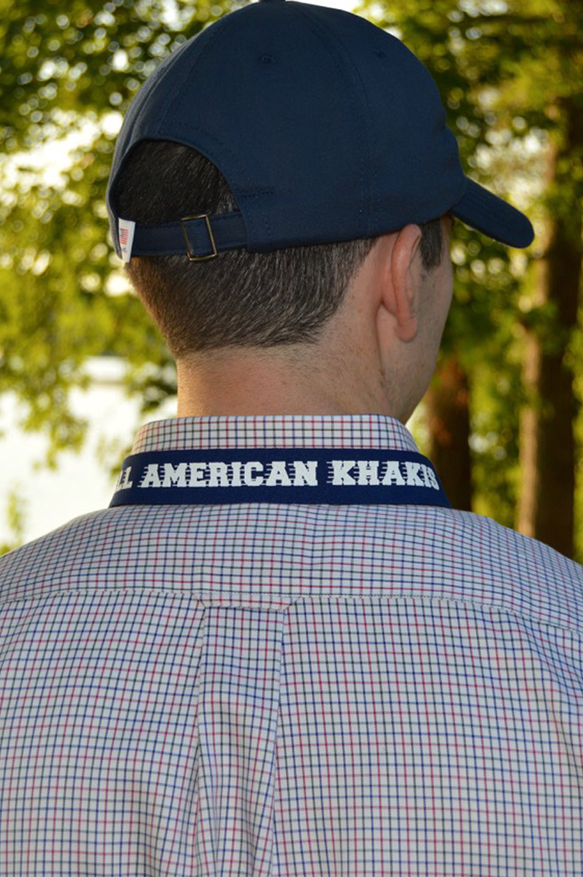 All American Khakis Sunglass Straps